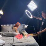 Nasvícení při točení videa